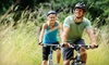 Bluesky Adventures - Wanship: Half-Day Bike-and-Kayak Trip with Lunch for Two, Four, or Six from Blue Sky Adventures in Wanship (Up to 64% Off)