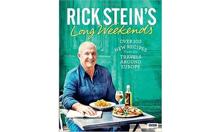 Rick Steins Long Weekends Cook Book for £15.98