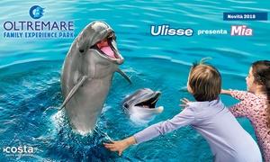 Parco Oltremare, Riccione: Oltremare di Riccione: ingressi open al parco tematico con i delfini (sconto 23%)