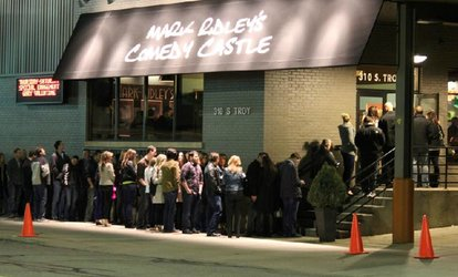 Two Tickets to Standup Comedy at Mark Ridley's Comedy Castle From May 24 Through September 8