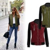Women's Cotton Padded Jacket