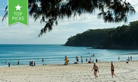 Sunshine Coast, Noosa: Fr. $185 for a Family of 4 Stay in a 2 Bedroom Villa + Top Parks Membership at Noosa Caravan Park