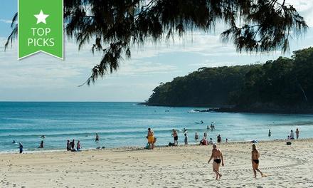 Sunshine Coast, Noosa: Fr. $185 for a Family of 4 Stay in a 2 Bedroom Villa + Top Parks Membership at Noosa Caravan Park