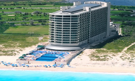 Groupon Deal: ✈ All-Inclusive Great Parnassus Resort Stay w/Airfare. Incl. Taxes & Fees. Price per Person Based on Double Occupancy.