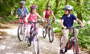 Alice Holt Cycle Centre: One-Hour or Half-Day Family Bike Hire at Alice Holt Cycle Centre (Up to 37% Off)