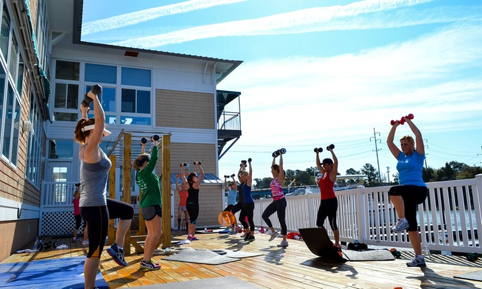 $23 for a 30-Day Gym Membership with Fitness Classes at iNLeT Fitness ($100 Value)