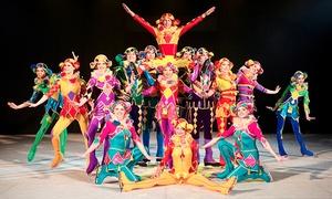 """Moscow Circus on Ice: """"Sensation"""": 2x """"Moscow Circus on Ice – Sensation"""" vom Moskau Nikulin Zirkus in 9 Städten (bis zu 55% sparen)"""