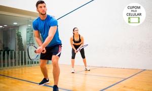 Squash Tennis Center: 1 ou 2 horas de locação de quadra de squash no Squash Tennis Center – Boa Viagem