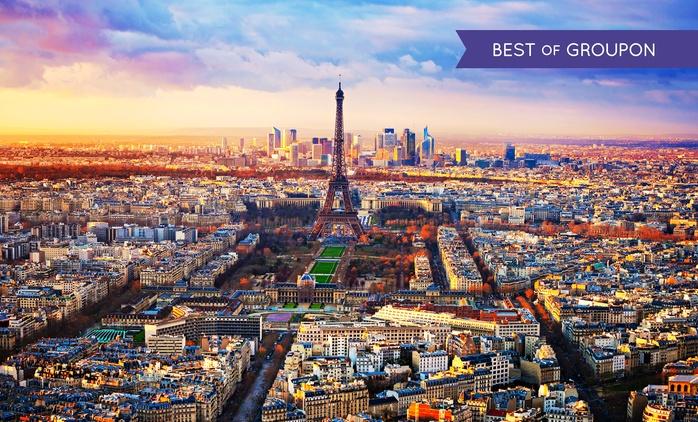 Paris: 2-4 Tage für 2 od. 4 Personen, opt. mit Frühstück und Flusskreuzfahrt auf der Seine