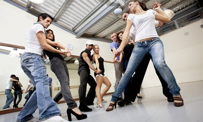 image for Eight Beginner Salsa Classes at a Choice of Location at Havana Salsa (Up to 84% off)