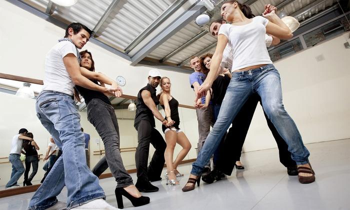 Havana Salsa - Multiple Locations: Eight Beginner Salsa Classes at a Choice of Location at Havana Salsa (Up to 84% off)