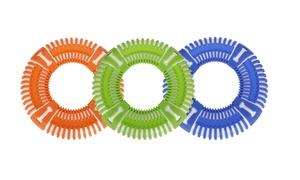 Pet Life Flexible Frisbee Dog Toy