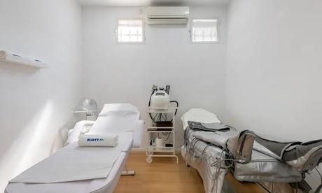 5 o 10 sesiones de cavitación, presoterapia y radiofrecuencia en Beauty Max Vallecas