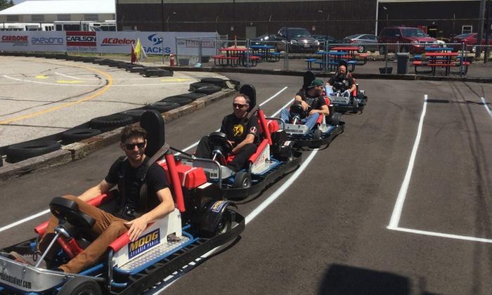 Go Karts Cleveland >> Airport Go Karts Cleveland Oh Groupon