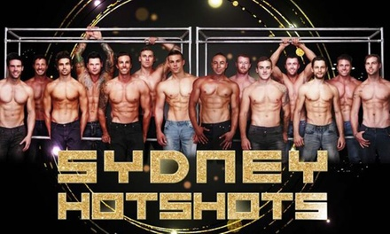 Men's Revue Show: Standard $19 or VIP Entry Ticket $29 at Sydney Hotshots Entertainment Up to $40 Value