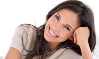 人目が気になる銀歯を、自然な白い歯へ。自信あふれる笑顔に≪ハイブリッドセラミッククラウン≫3枚まで利用可・月~金最終受付18:30 @外...