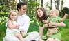 Zoe Zen Photography - Multiple Locations: On-Location Photo Shoot or Studio Maternity/Newborn Shoot from Zoe Zen Photography (Up to 75% Off). Four Options.