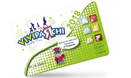 Viviparchi Card2018 a 16,90euro