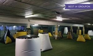 Paintball Vicenza Indoor: Partita di paintball fino a 12 persone in arena coperta presso Paintball Vicenza Indoor(sconto fino a 70%)