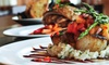 The Union Kitchen - Multiple Locations: Three-Course Contemporary American Dinner for Two or Four at The Union Kitchen (Up to 52% Off)