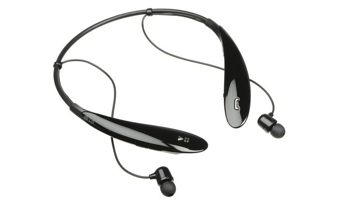 LG Electronics Tone Ultra (HBS-800) Bluetooth Stereo Headset (Refurbished)