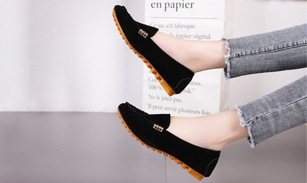 Women's Soft Sole Loafers
