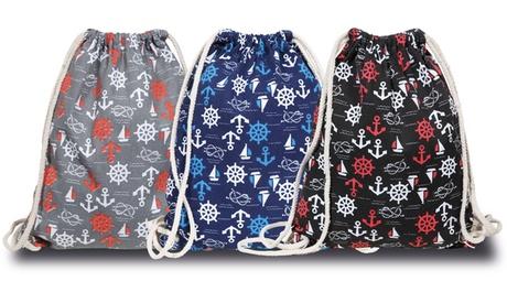 Groupon DE 1x oder 2x TrendSporttasche in der Farbe nach Wahl