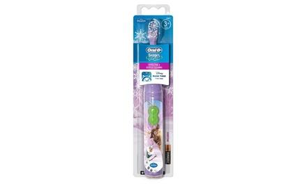 1x, 2x oder 3x Oral-B Stages Power Kids Frozen Zahnbürste mit Timer-App