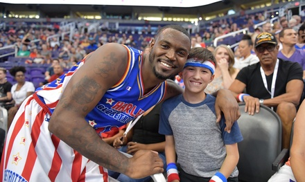 Harlem Globetrotters Game on January 14 or 15 at 7 p.m.