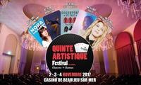 """Spectacles, dîner spectacle ou concert au """"Quinte Artistique Festival"""" dès 22€ au Casino de Beaulieu-sur-Mer"""