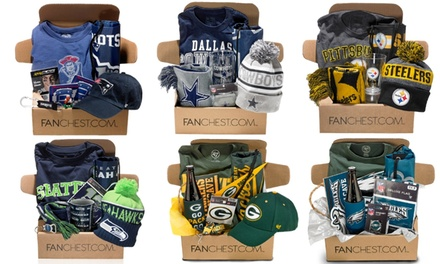 Men's, Women's, or Kid's Curated Sports Gift Boxes from FANCHEST (Up to 50% Off)