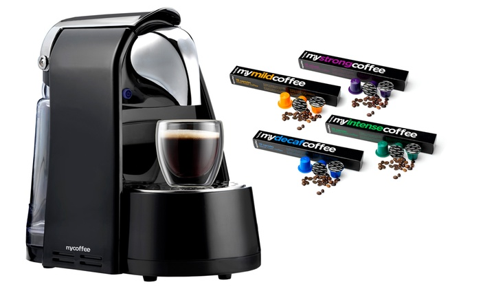 MyCoffee: mycoffee Capsules from R354 Including Delivery (Up To 53% Off)