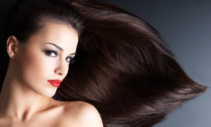 Parrucchiere Patrizio: Bellezza capelli con taglio o in più colore, cheratina e colpi di sole da 18,90 €