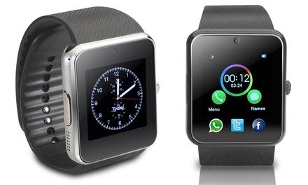 1 o 2 Smartwatch BT multifunción con cámara clear