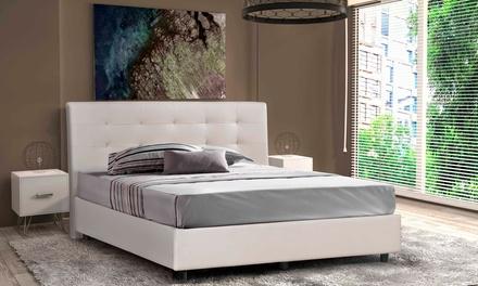Letto matrimoniale con box Ipnos offerte camere da letto