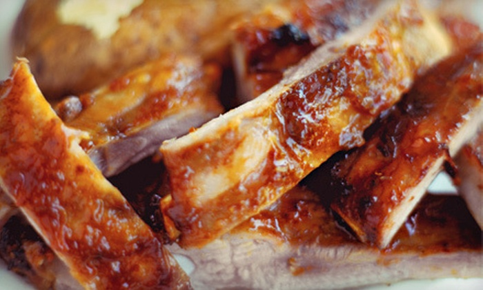 Dixie BBQ - Hixson: $6 for $12 Worth of Barbecue at Dixie BBQ