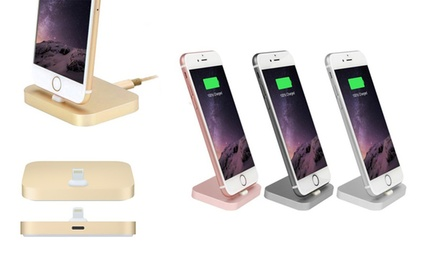 One ( AED 49), Two (AED 89) or Four (AED 159) Charging Stations for iPhone