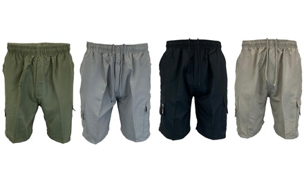 Universal Clothing Plain Combat Shorts