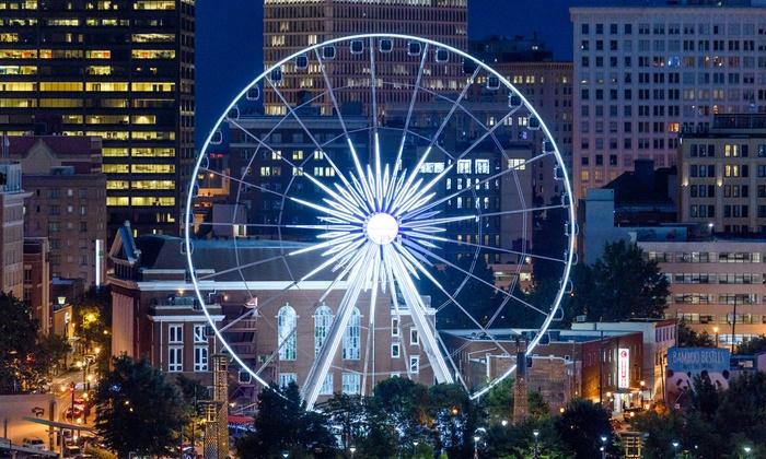 Skyview Ferris Wheel Up To 32 Off Atlanta Ga Groupon