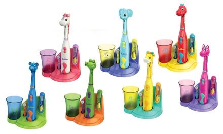 Brusheez Children's Electronic Toothbrush Set