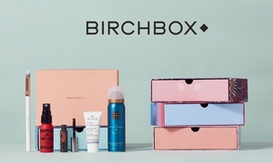 Birchbox: Six- or 12-Month of Birchbox (Up to 41% Off)