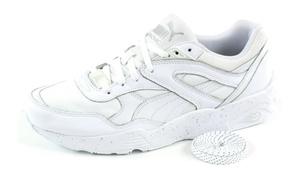 Baskets Puma R698 blanc