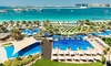 5* Pool and Beach Access: Child From AED 110, Adult AED 220