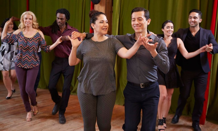 Latin Rhythms Dance - West Town: Month of Classes for One or Two at Latin Rhythms Dance (Up to 54% Off)