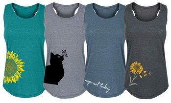 Instant Message: Women's Trending Summer Tanks. Plus Sizes Available.