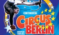 Continental Circus Berlin Ticket, Victoria Park, Kent, 19 - 21 July (Up to 54% Off)