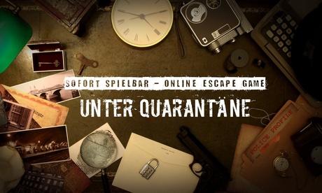 """Online Escape Game """"Unter Quarantäne oder """"Operation Jackpot"""" bei Big Break Hamburg"""