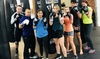 Up to 80% Off Kickboxing at ECF Martial Arts & Fitness