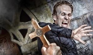 """LA CAJA DEL TERROR: Entrada para una persona a """"La noche de los vampiros"""" o """"La criatura"""" desde 14 € en La Caja del Terror"""