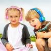JLab JBuddies Volume-Safe Kids' Headphones